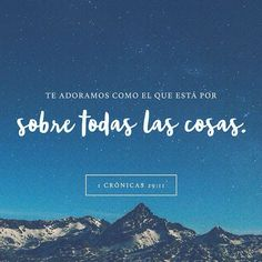 Dios mío a ti te pertenecen la grandeza y el poder la gloria el dominio y la majestad! Porque todo lo que existe es tuyo. Tú reinas sobre todo el mundo! 1 Crónicas 29:11 @youversion @ibvcp #buenosdias #islademargarita #venezuela