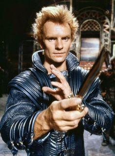 "Sting en ""Dune"", 1984"