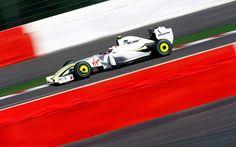 Rubens Barrichello - Brawn BGP001 - 2009