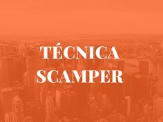 tecnica scAmper – Presentation by pedro xa Presentation, Neon Signs, Design, Learning, Creativity, Group
