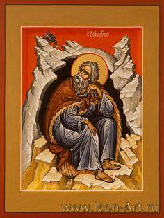 Святой Илия пророк — фотография