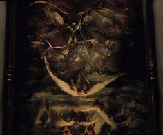 painting Lex Lutor Devil Darkseid-Steppenwolf - Yuga Khan Batman Vs Superman Down Of Justice
