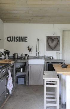 cABINETS  |   *Дизайн и декор* - Дом во Франции