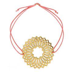 Hornica Bracelet Sunny sur cordon