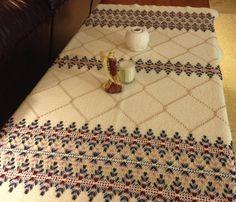 Swedish Weaving Monks Cloth Lap
