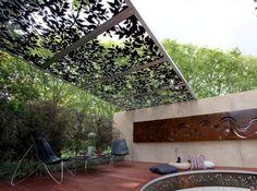 Arquitetura e Casas - Pergolado - Coberturas Personalizadas - (61) 3234-9426