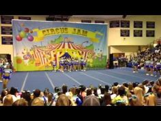 Stingrays Orange 2013 Did they really mark their jumps in the middle of the routine or...?