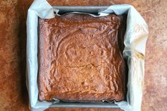 Almond Butter Honey Cake, a recipe on Food52