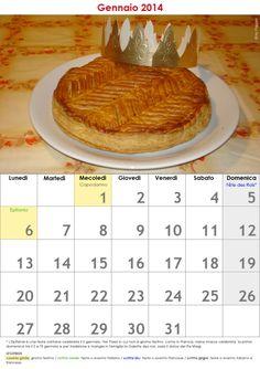 """Chi sarà re o regina? In Francia, la prima domenica tra il 2 e l'8 gennaio si festeggia l'Epifania e arriva il momento di """"tirer les rois"""" con la tradizionale galette des rois. Tuttavia, nulla impedisce di gustarla anche i giorni successivi   VERSIONE STAMPABILE: http://it.res.rendezvousenfrance.com/2014_Gennaio_galette.jpg"""