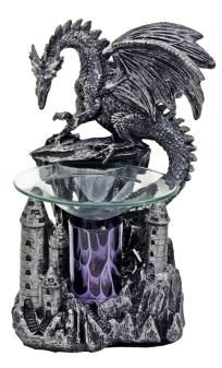 Dragon's Peak Electric Oil Warmer FREE SHIPPING / NO SLICE