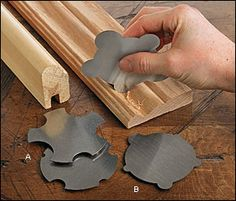 Pax Concave & Convex Scrapers