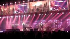gary barlow concert 15th of april 2014 liverpool echo arena  a present for my mum (Elaine Roberts)