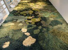 alexandra kehayoglou mossy rag rug argentinian pastureland