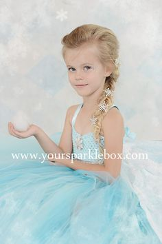 Queen Elsa Costume by YourSparkleBox