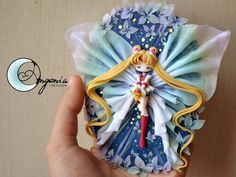 I want this!!! sailor moon by angeniac