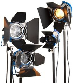 Rent Tungsten Lighting Pro Kit A
