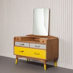 Vintage g plan e gomme dressing table retro bedroom for G plan bedroom furniture dressing tables