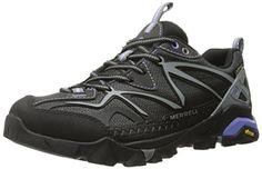 b1eb3ef7b1d505 Merrell Womens Capra Sport GoreTex Hiking Shoe BlackGrey 8 M US    You can  find