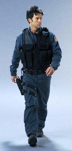 Joe Flanigan as Major John Sheppard | Stargate Atlantis 2004-2009