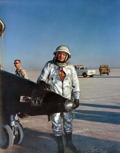 X-15 AIRCRAFT - EDWARDS AFB (EAFB), CA
