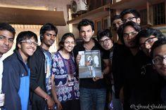 Chef Vikas Khanna with Mood Indigo Team