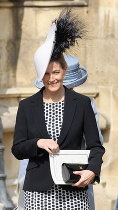 Sophie, Prince Edward's wife...aka The Countess of Wessex