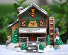 "Dept 56 Original Snow Village #54932 ""ROCK CREEK MILL HOUSE"" MIB Retired"