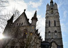 Travel Belgium #visitgent gent ghent travel citytrip europe