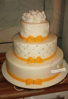 Bolo Aniversário/Casamento