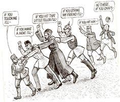 WWI Alliances