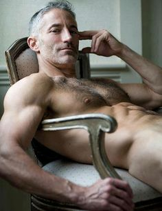 Sexy Mature Man 103