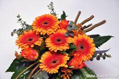 Aanmoediging in het #Oranje... http://www.bissfloral.nl/blog/2014/06/28/aanmoediging-in-het-oranje/