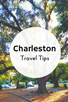 Charleston South Carolina Travel Tips                                                                                                                                                                                 More
