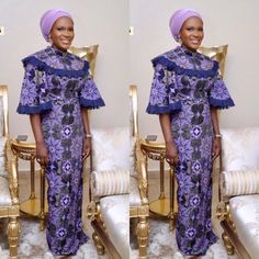 Latest African Fashion Dresses, African Dresses For Women, African Attire, African Wear, Dress Fashion, Ankara Short Gown, Ankara Gowns, Ankara Dress, Ankara Designs