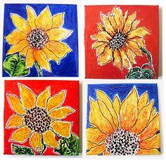 151 Best Painted Tiles Images In 2013 Tile Art Paint