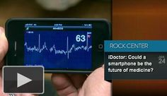 iDoctor: The future of medicine may be through our phones