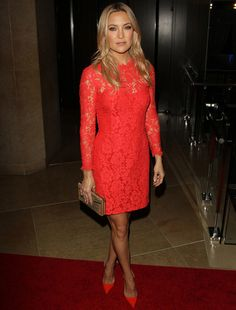 Kate Hudson - Temperley London but in different color Also comes in Navy - net-a-porter? or ebay