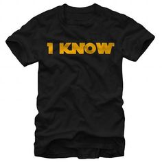 I Know T Shirts, Hoodies. Get it now ==► https://www.sunfrog.com/Movies/I-Know.html?57074 $25
