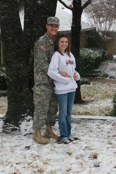 Prayers please for Bradley Spoon he leaves now for his first Deployment to Afghanistan.Pray for his safe return to us and his wife Sarah.God Bless our Troops.