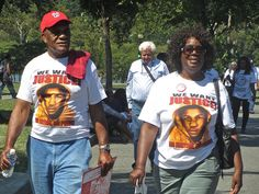 The people who marched for justice: August 24 2013 | Flickr - Photo Sharing!