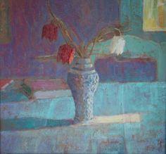 Kievitsbloemen - Edwin Aafjes via Galerie ZoFier