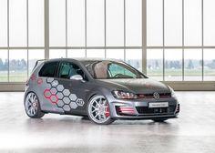 AutoNewCarsBlog: 2016 Volkswagen Golf GTI Heartbeat Concept