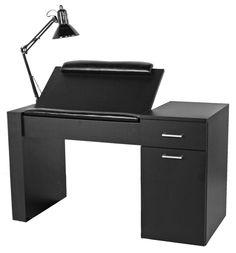 Westmond Salon Designs Ergonomic Manicure Desk