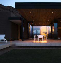 Modern Rammed Earth Home-Kendle Design-24-1 Kindesign