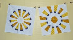 Dresden Tutorial from Big Mama Quilts