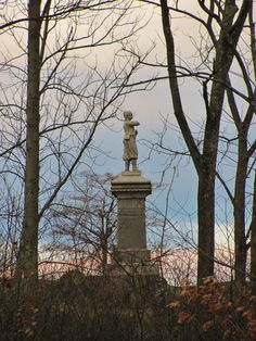 155 Pennsylvania on Little Round Top