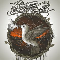 Band Job :: Music Art & Awesome Design :: Parkway Drive - Death Catcher