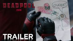 #Deadpool #Trailer seems like it will be a fun filled action movie