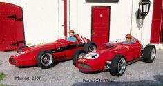 Maser 250F/Ferrari 246.