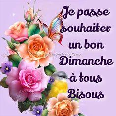 Bon Weekend, Good Morning Quotes, C'est Bon, Illustrations, Mardi, Annie, Joseph, Flowers, Decoration
